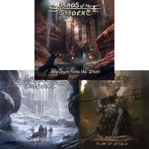 LORDS OF THE TRIDENT - 3er Bundle
